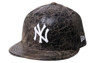 Phenomenon Dirt Leather New Era 59Fifty Fitted Cap