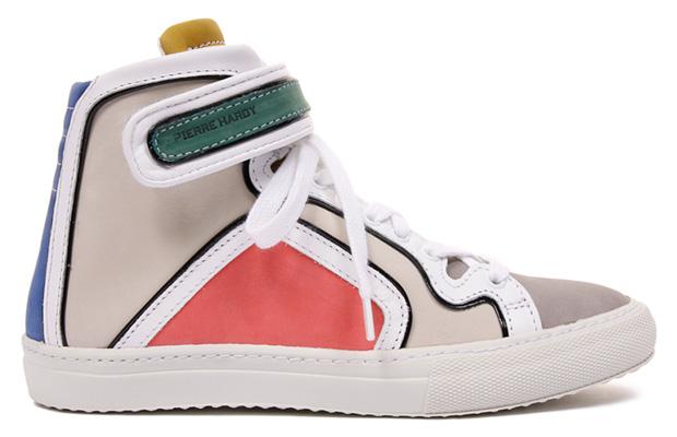 "Pierre Hardy ""Colorama"" Sneakers"