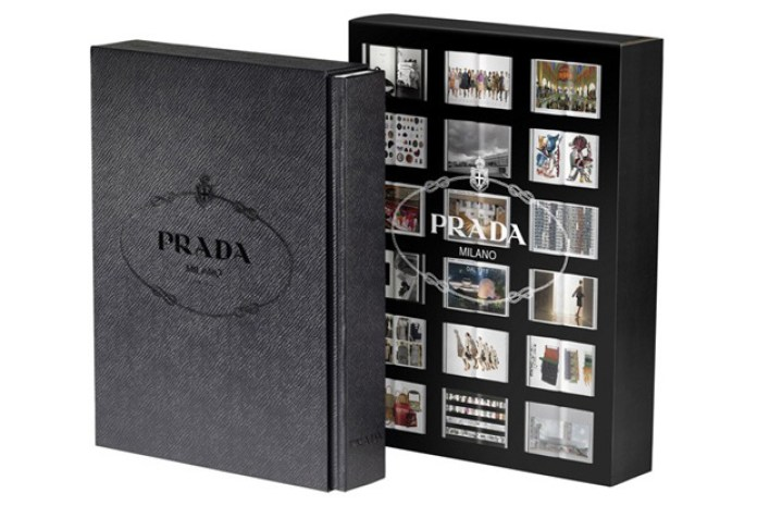 Prada Book Announcement