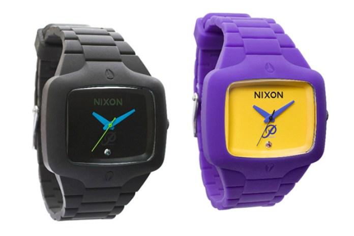 Primitive x Nixon Rubber Player Watches