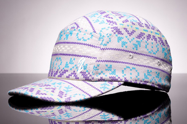 "Quintin ""Grandma's Sweater"" 5-Panel Cap"