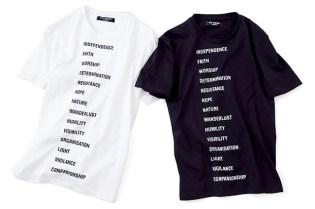 Raf Simons Tokyo 1st Anniversary T-shirt