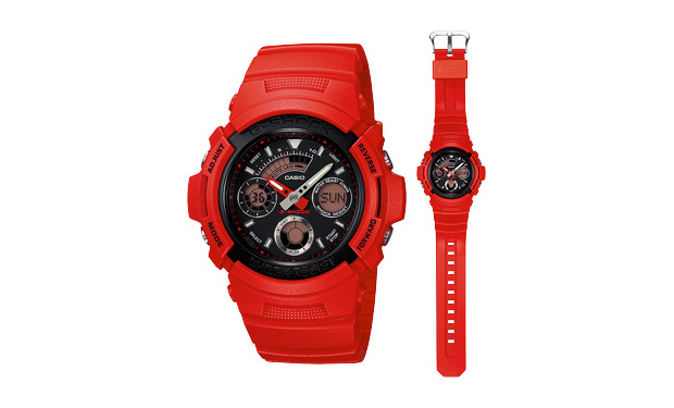 Redman x CASIO G-SHOCK AW-591RED-4AJR