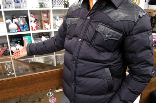 reed space x Penfield Jacket