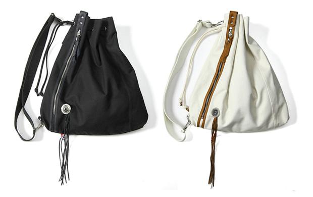 rehacer Native Shoulder Bag
