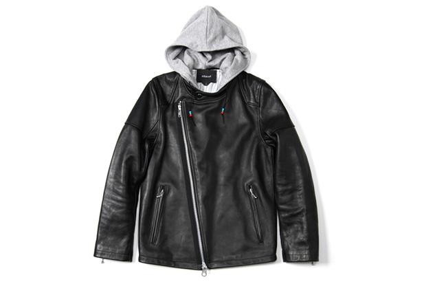 rehacer Vic Leather Jacket