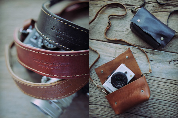 Roberu: Leather Goods Tailor-Made for Cameras