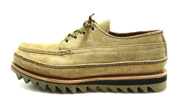 Russell Moccasin Fishing Oxford Shoes