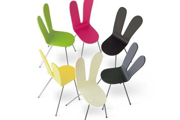 "Sanaa ""Rabbit Ear"" Chair"