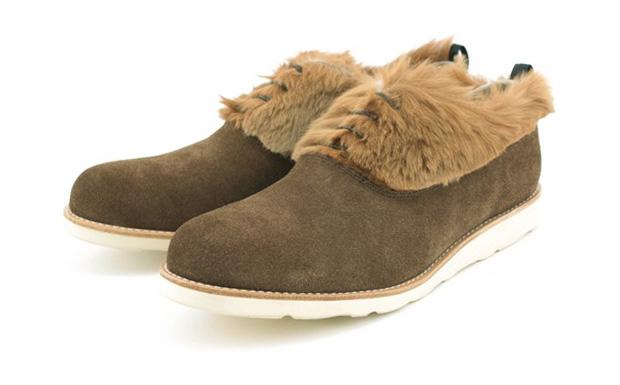 SASQUATCHfabrix. Plane Toe Toe Shoes