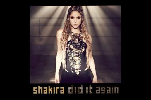 Shakira feat. KiD CuDi - Did It Again (Remix)