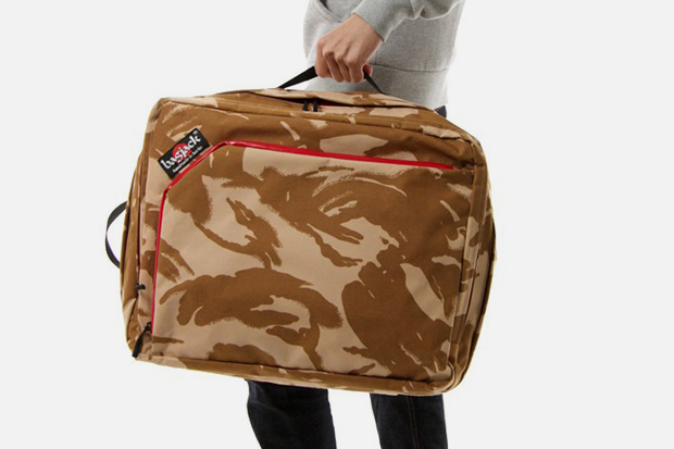 SHIPS JET BLUE x Bagjack 3WAY Bag