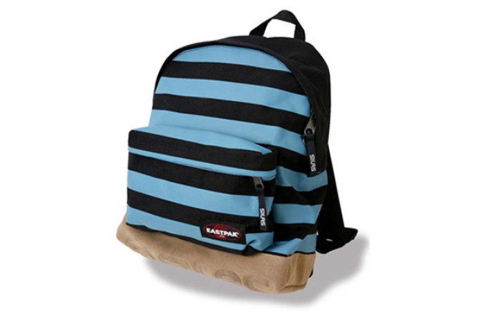 Silas x Eastpak Captive Striped Backpack