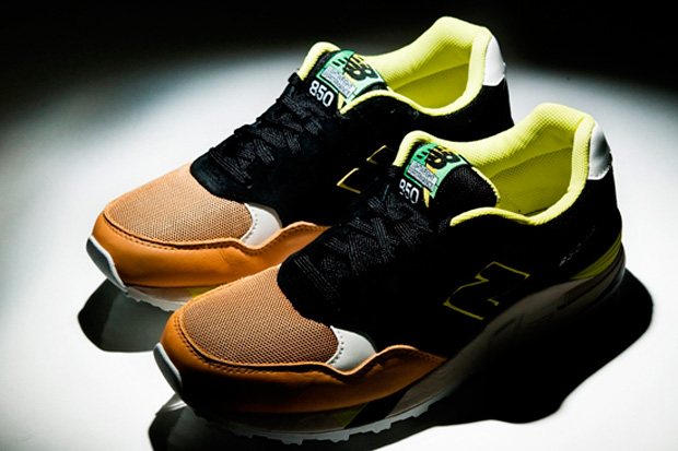 Sneaker Freaker x New Balance M850JST Preview