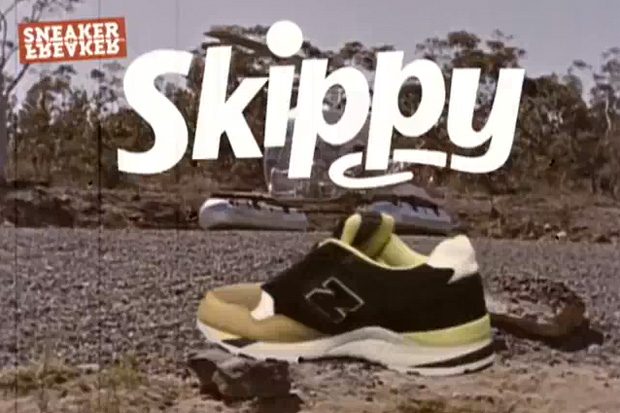 "Sneaker Freaker x New Balance M850JST ""Skippy's Message"" Video"