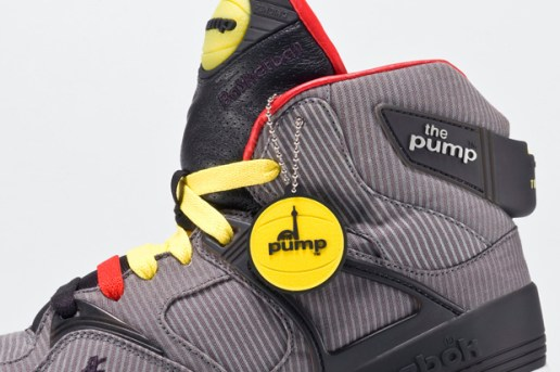 Stolen Riches x Reebok PUMP 20 Preview