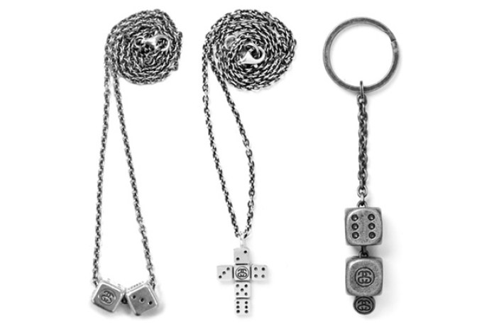 Stussy Dice Jewelry Collection