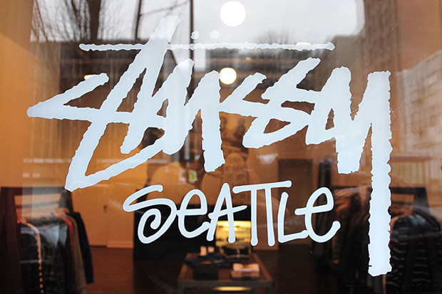 Stussy Seattle Grand Opening