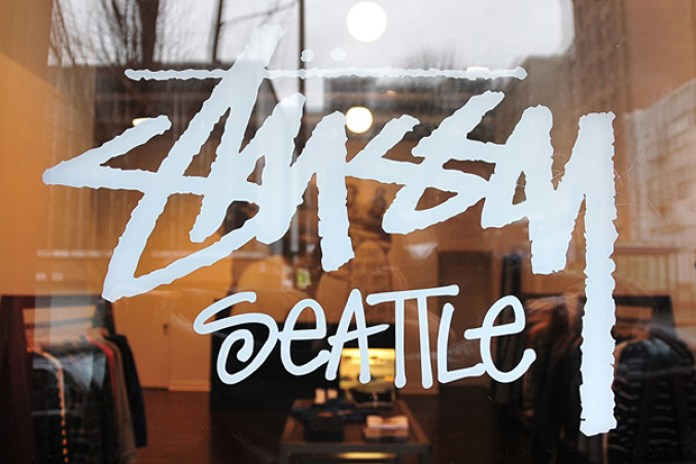 Stussy Seattle Grand Opening