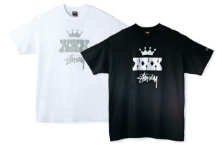 Stussy XXX Anniversary Collection