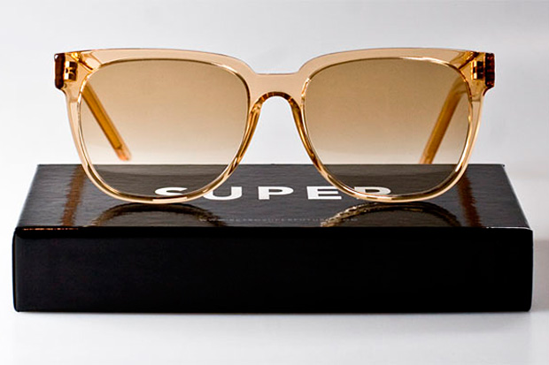 "Super 2010 Spring/Summer ""People"" Sunglasses"