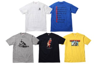 Supreme 2009 Fall/Winter Tees