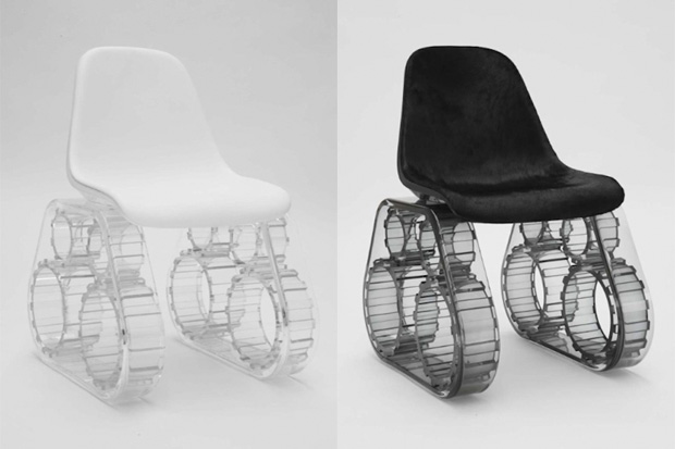 The Tank Chair by Pharrell Williams