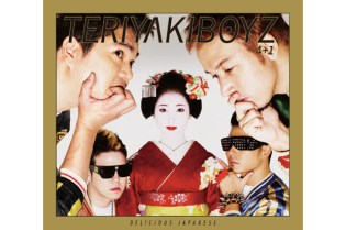 "Teriyaki Boyz ""Delicious Japanese"" CD + DVD Pack"