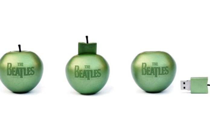The Beatles Apple USB