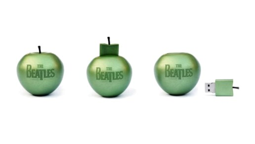 The Beatles Apple USB