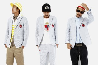 The Duffer of St. George x XLarge 2010 Spring Collection Preview