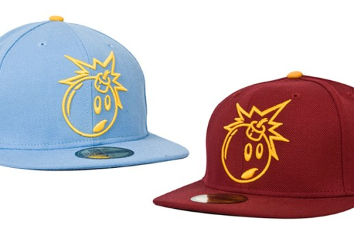 The Hundreds Adam Outline City Exclusive New Era Fitted Caps