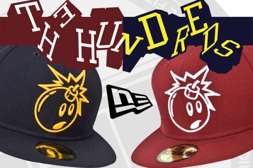 The Hundreds Game Day New Era Caps