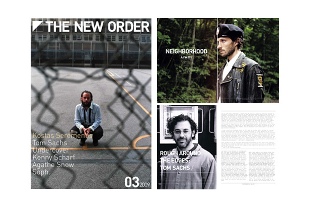 THE NEW ORDER Issue 3: Reintegration