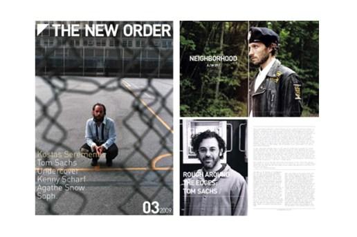 THE NEW ORDER Issue 3: Reintegration