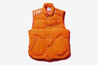 The North Face x COMME des GARCONS Junya Watanabe MAN Down Vest
