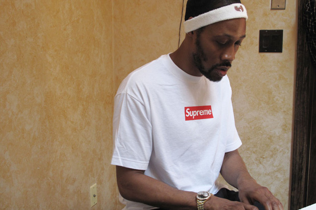 Behind the Scenes with The RZA and Supreme
