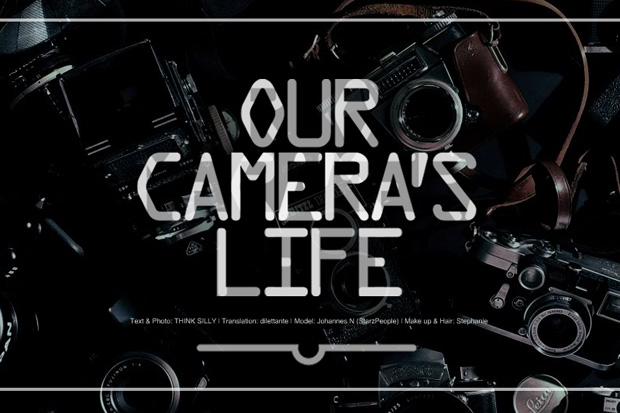 """Our Camera's Life"" THINK SILLY Feature with Hiroshi Fujiwara & TK"