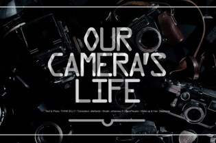 """""""Our Camera's Life"""" THINK SILLY Feature with Hiroshi Fujiwara & TK"""