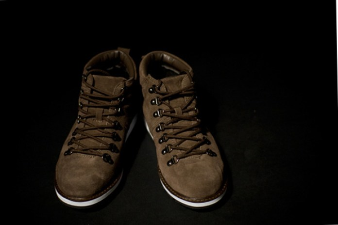THiRTeeN Suede Mountain Boots