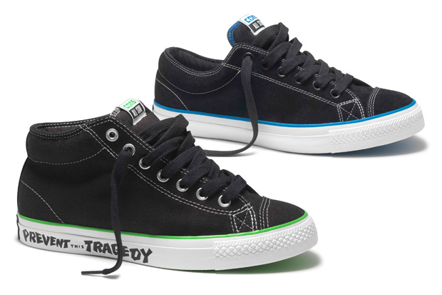 "Thrasher x CONS ""Prevent This Tragedy"" Collection"