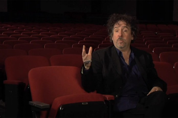 Behind the Scenes: Tim Burton at MoMA