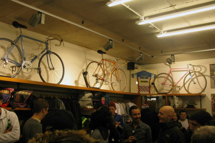 Tokyo Fixed Gear Store Opening