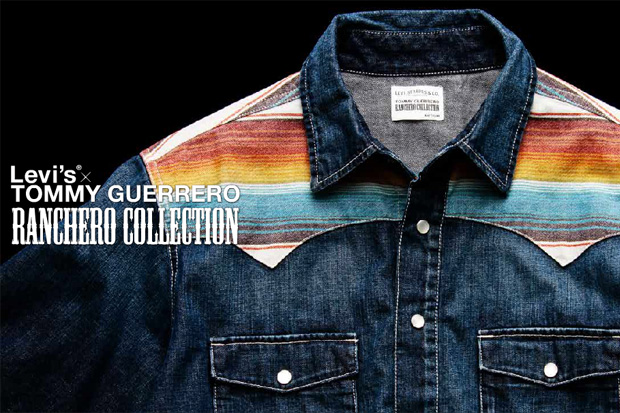 Tommy Guerrero x Levi's Ranchero Collection