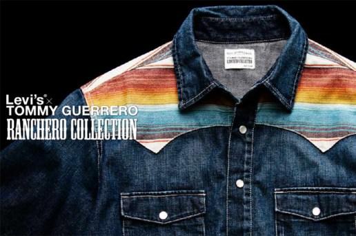 Tommy Guerrero x Levi's Ranchero Collection