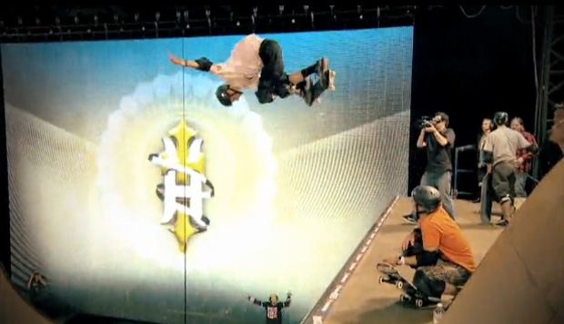 Quiksilver Tony Hawk Paris Video Highlights