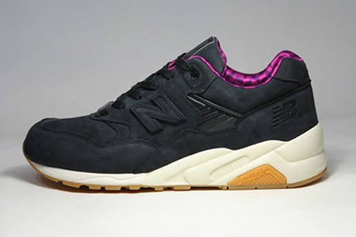 Undefeated x Stussy x Hectic x New Balance MT580 - A Closer Look