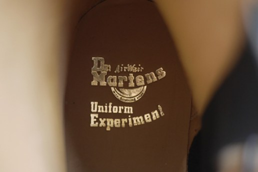 uniform experiment x Dr. Martens Preview