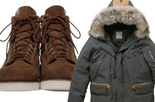 visvim Bear Boots-Folk & Valdez Down Coat 2L