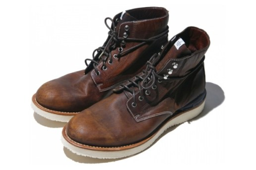 visvim VIRGIL BOOTS-FOLK *F.I.L. EXCLUSIVE